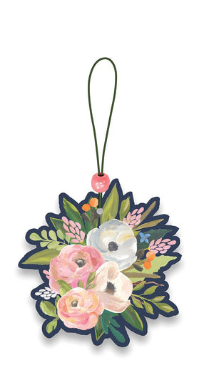 Bella Flora Car Air Freshener - Bella Blooms