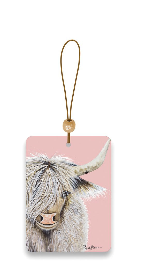 Beau Car Air Freshener - Warm Vanilla Sandalwood
