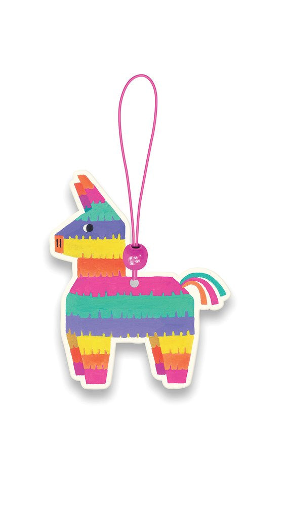 Piñata Car Air Freshener - Tropical & Citrus Fruits