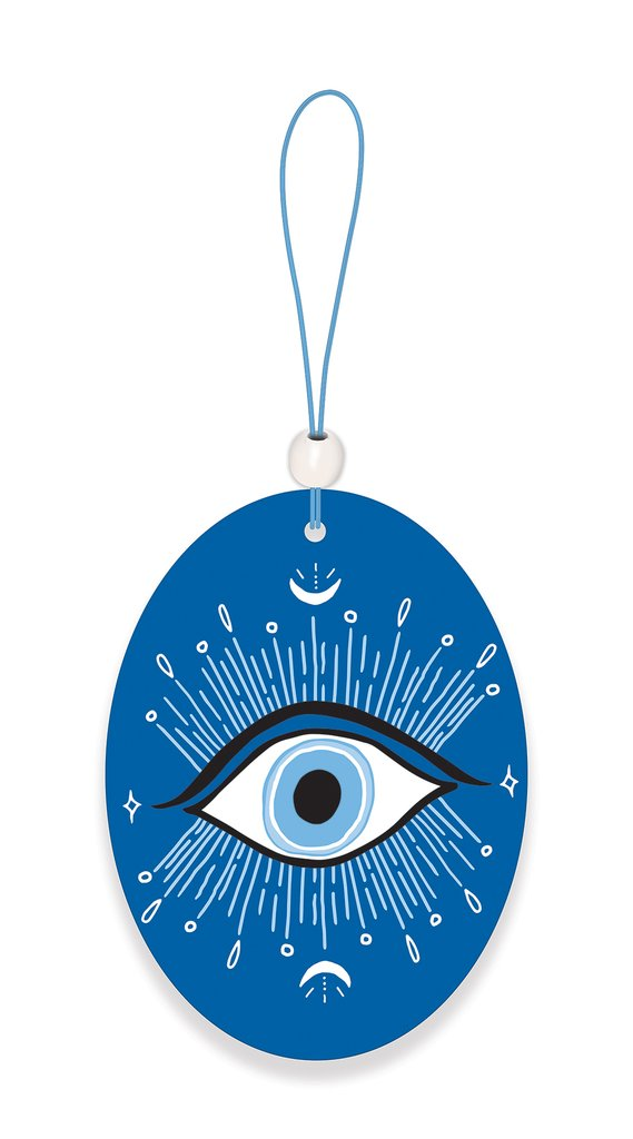 Evil Eye Car Air Freshener - Good Juju