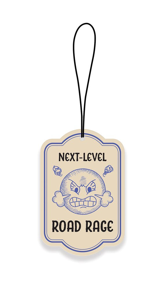 Next-Level Road Rage Car Air Freshener - Soothing Lavender