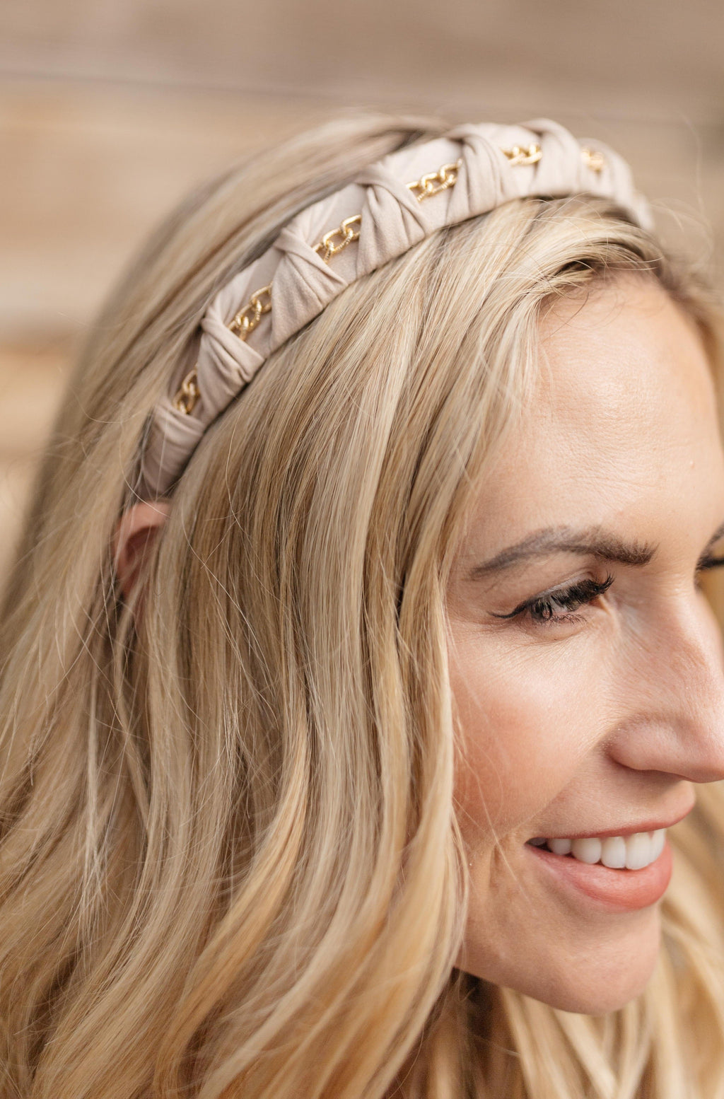 All Chained Up Headband (Online Exclusive)