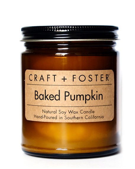 Baked Pumpkin - LIMITED EDITION