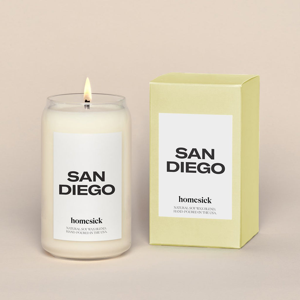 San Diego Candle