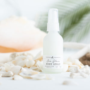Sea Glass Body Spray