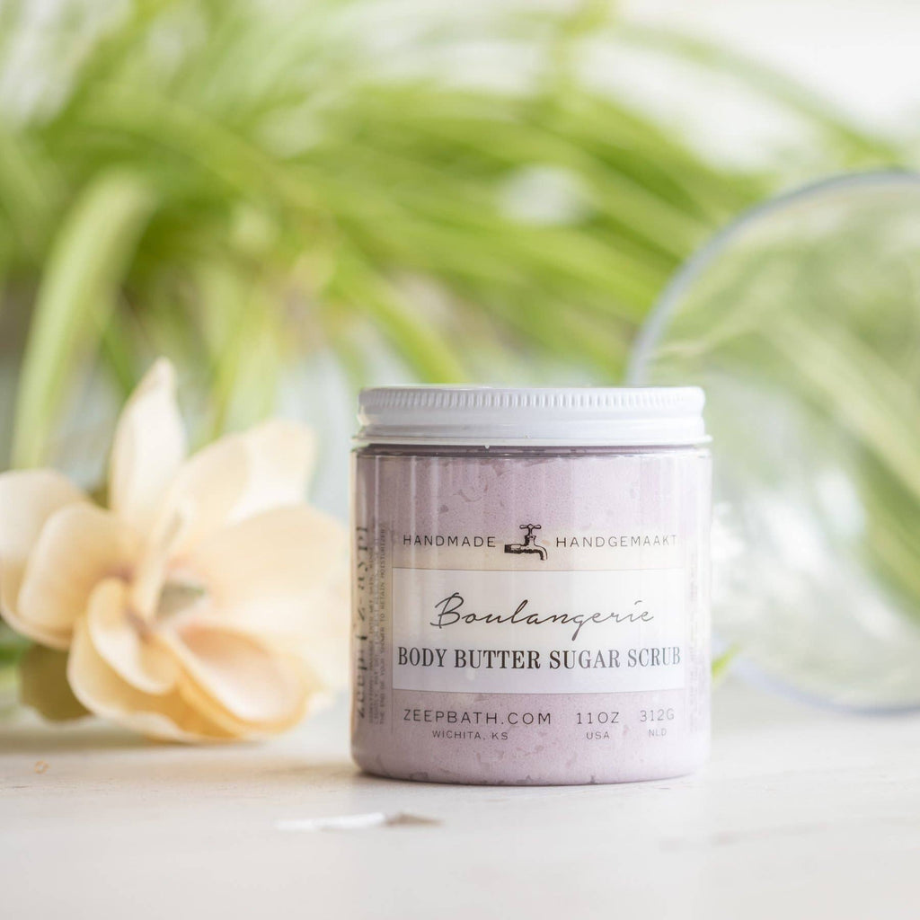 Boulangerie Body Butter Sugar Scrub