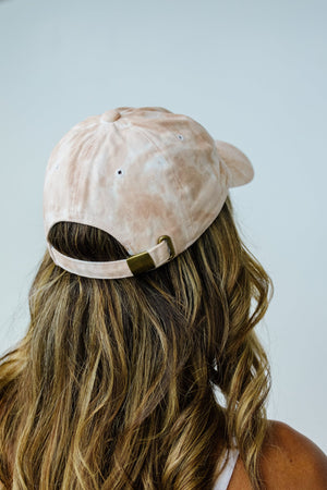 Bed Head Tie Dye Cap In Mocha