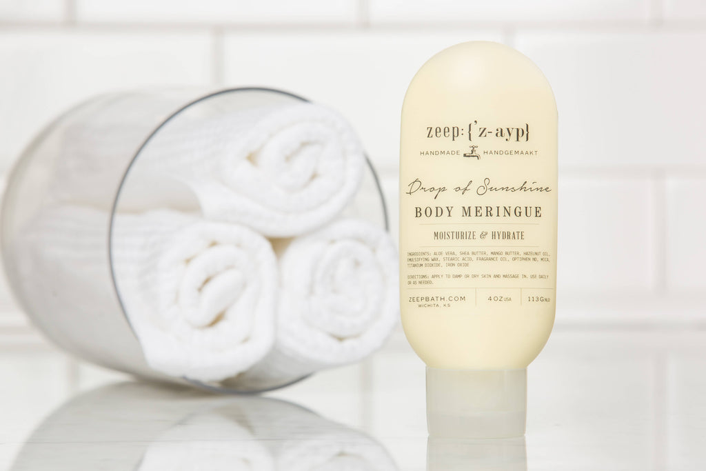 Drop Of Sunshine Body Meringue