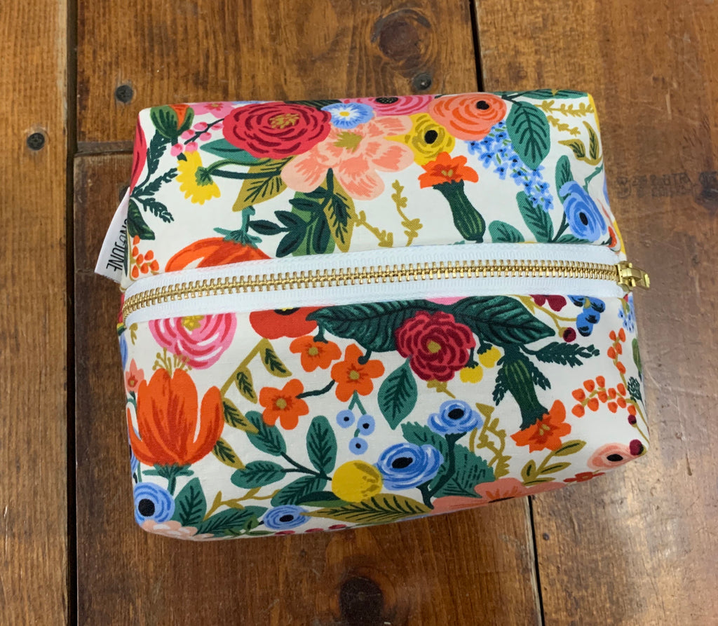 Rifle Paper Garden Party Boxy Bag