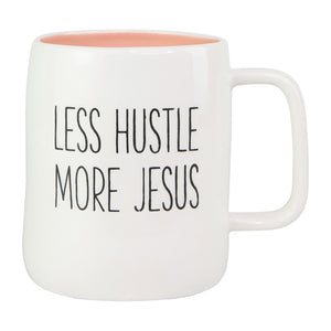 Less Hustle More Jesus