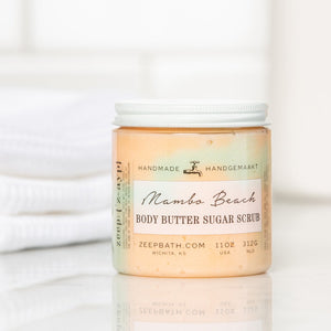 Mambo Beach Body Butter Sugar Scrub