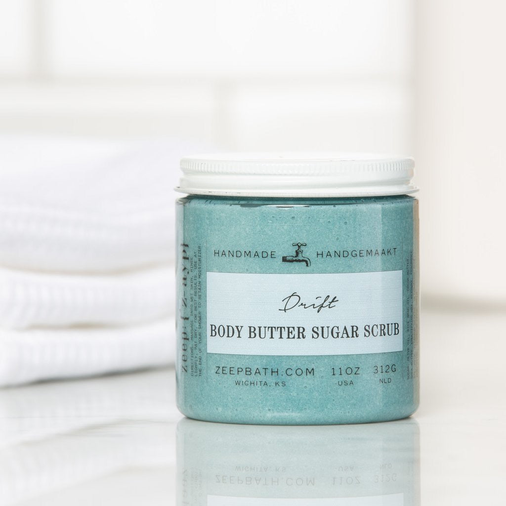 Drift Body Butter Sugar Scrub