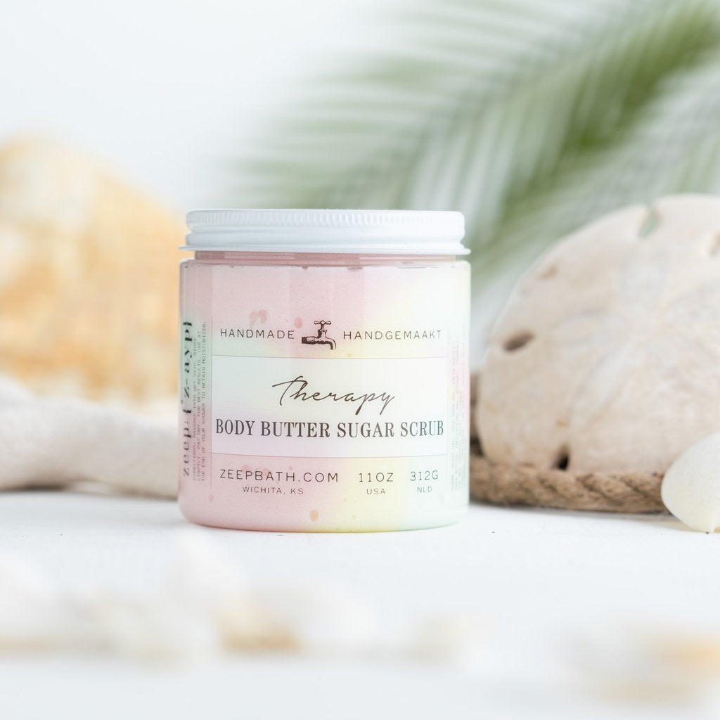 Therapy Body Butter Sugar Scrub