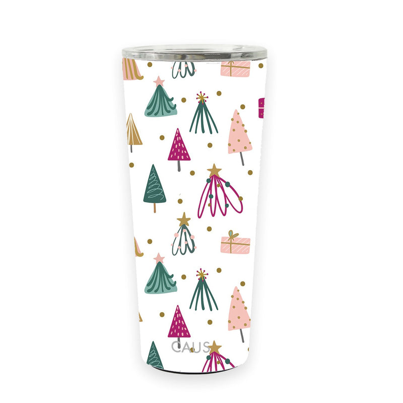 Whimsical Winter Large Tumbler
