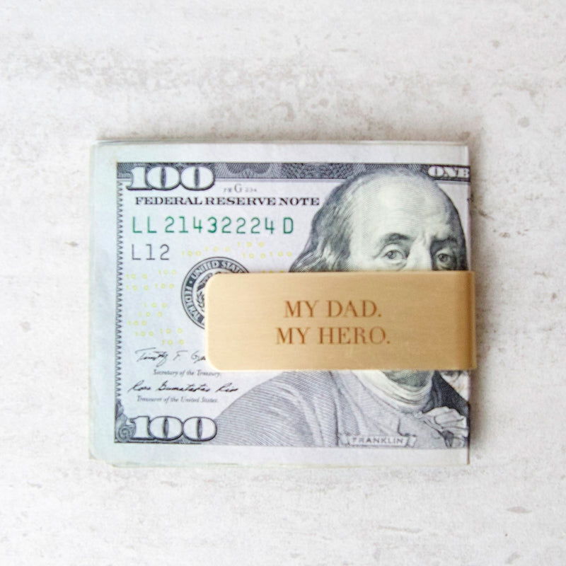 Money Clip My Hero