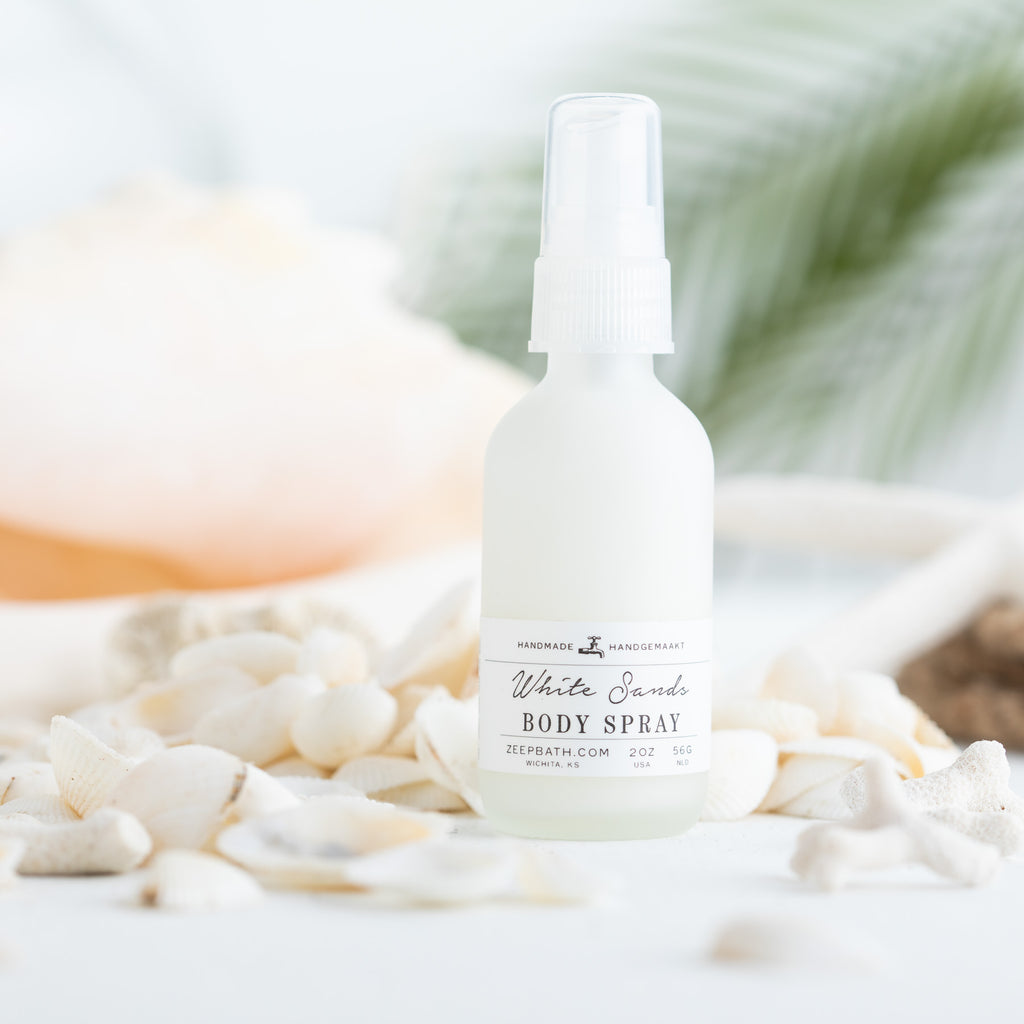 White Sands Body Spray