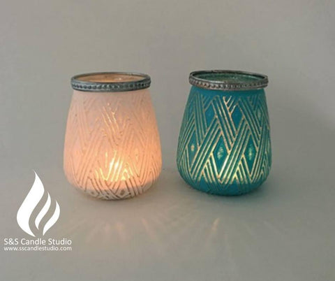 S&S Emboss Candles