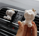 S&S Teddy Bear Car Diffusers ~NEW~