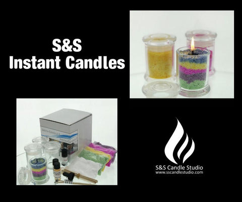 S&S Instant Candles ~NEW~
