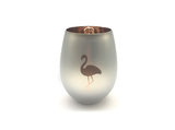 S&S Renee Stemless Glass Candle