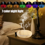 S&S LED Diffuser 7 Colour Night Light