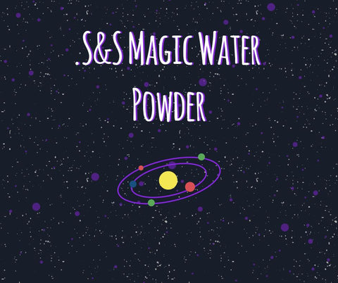 S&S Magic Water Powder