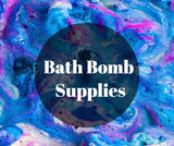 Bath Bomb Supplies