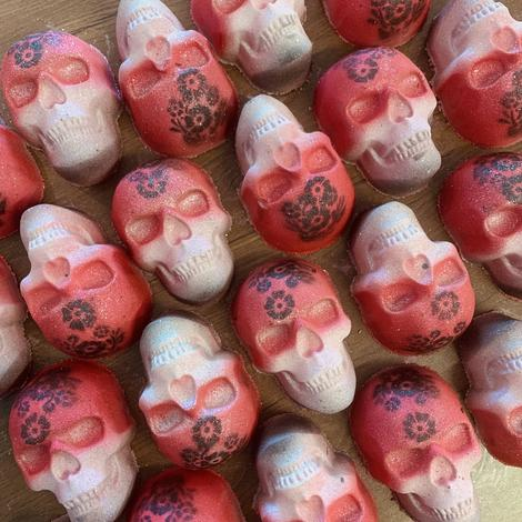 S&S Limited - Edition Skull Bath Bombs