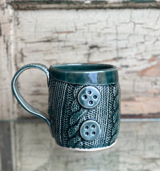 Sweater Mug Clay Class (October 29, 2020 6:30pm)