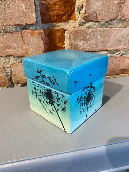 Dandelion Trinket Box Kid's Workshop (June 20, 2020 9am)