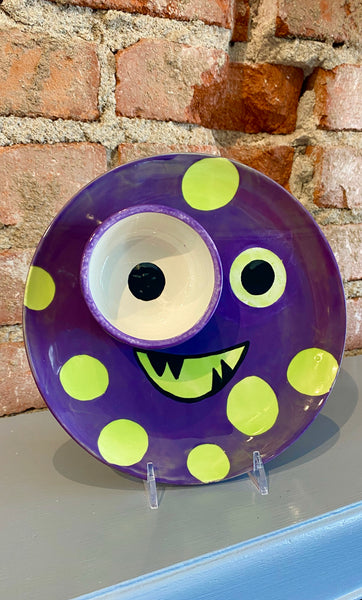 Monster Nummies Plate Workshop (July 11, 2020. 9-10:30am)