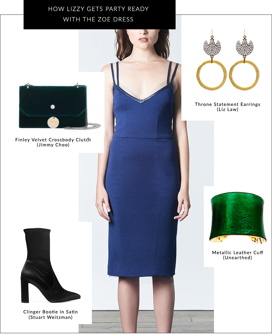 All Dressed Up: The Zoe Dress