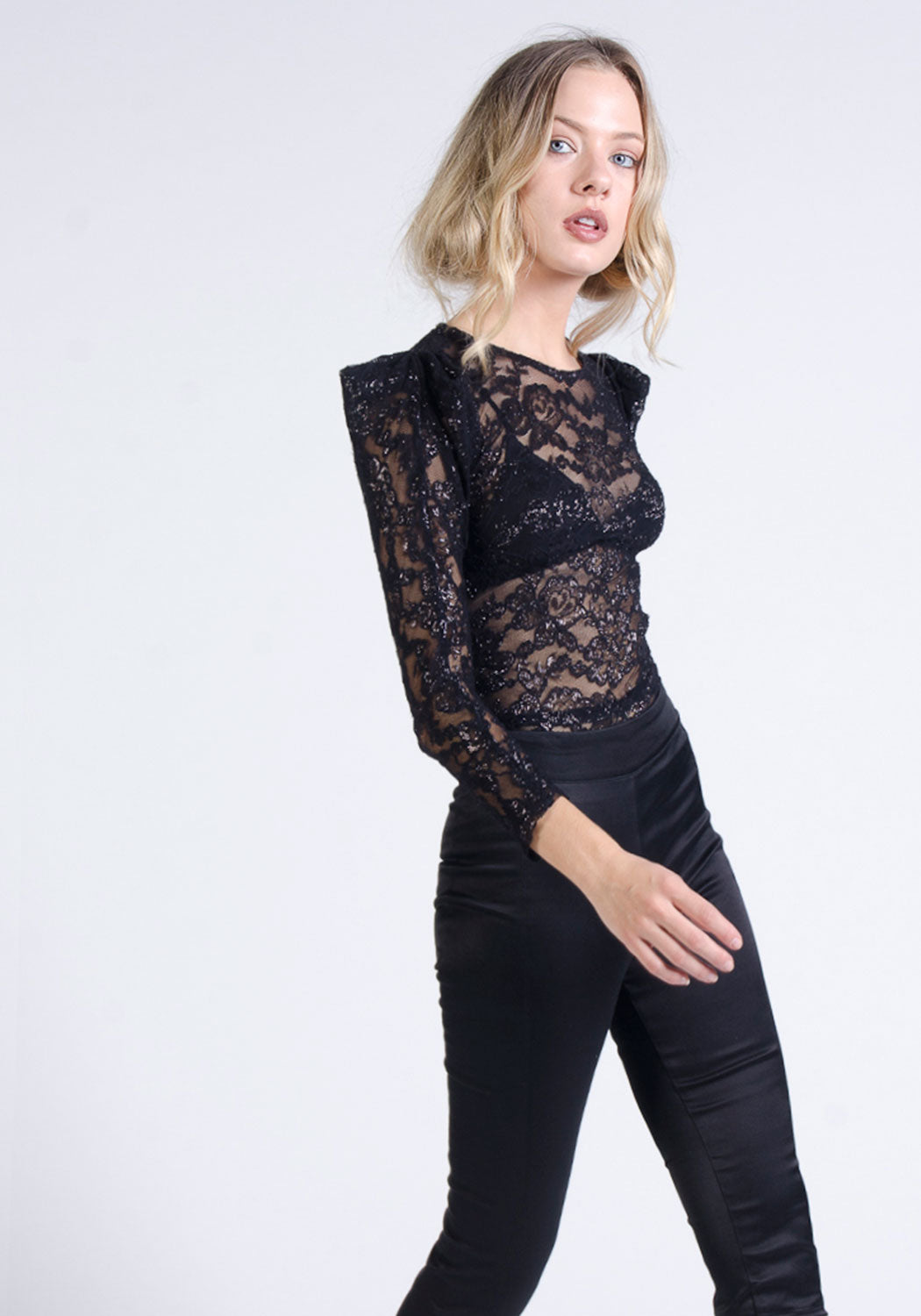 DYLAN Lace Top