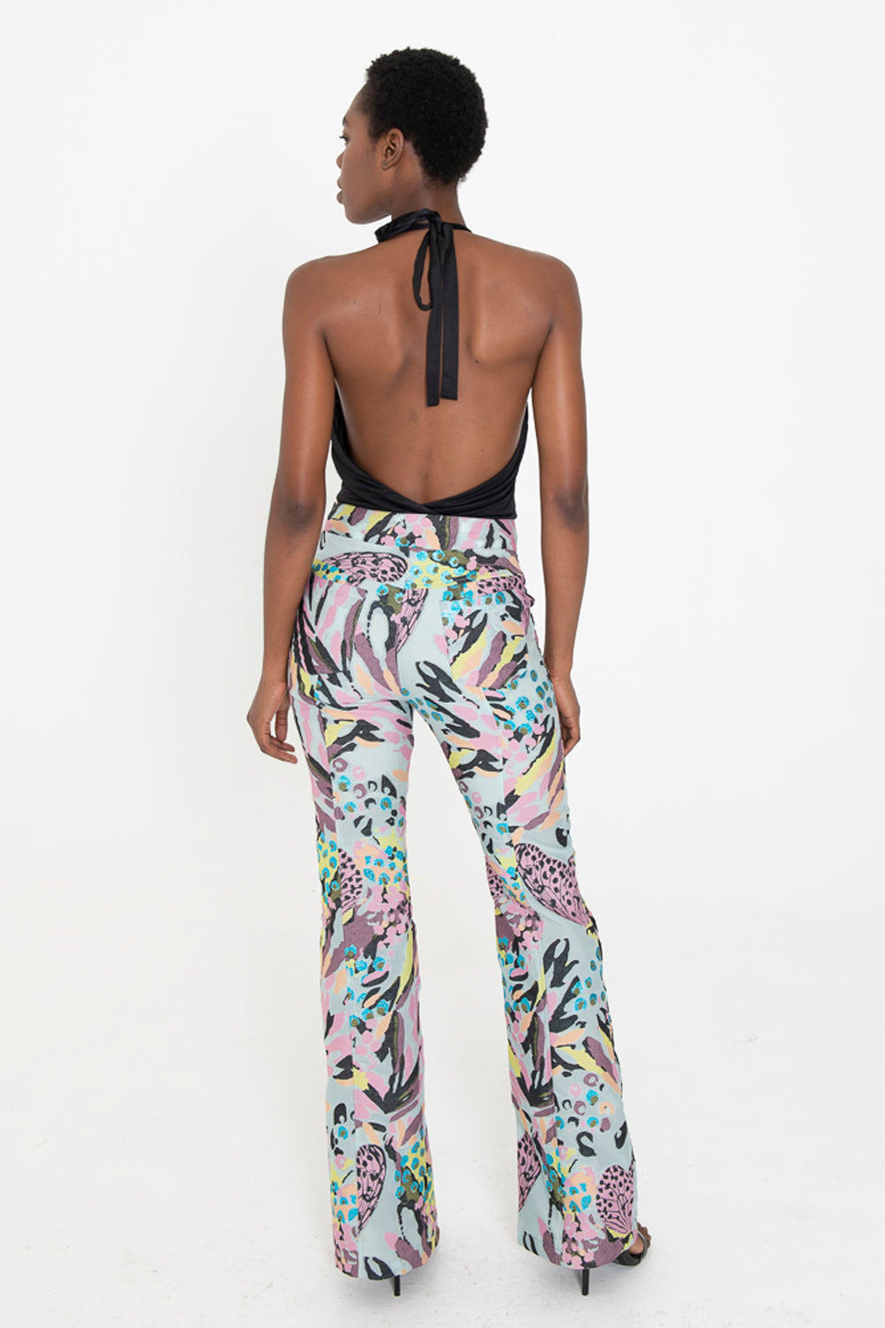 JOS Butterfly Graffiti Pant