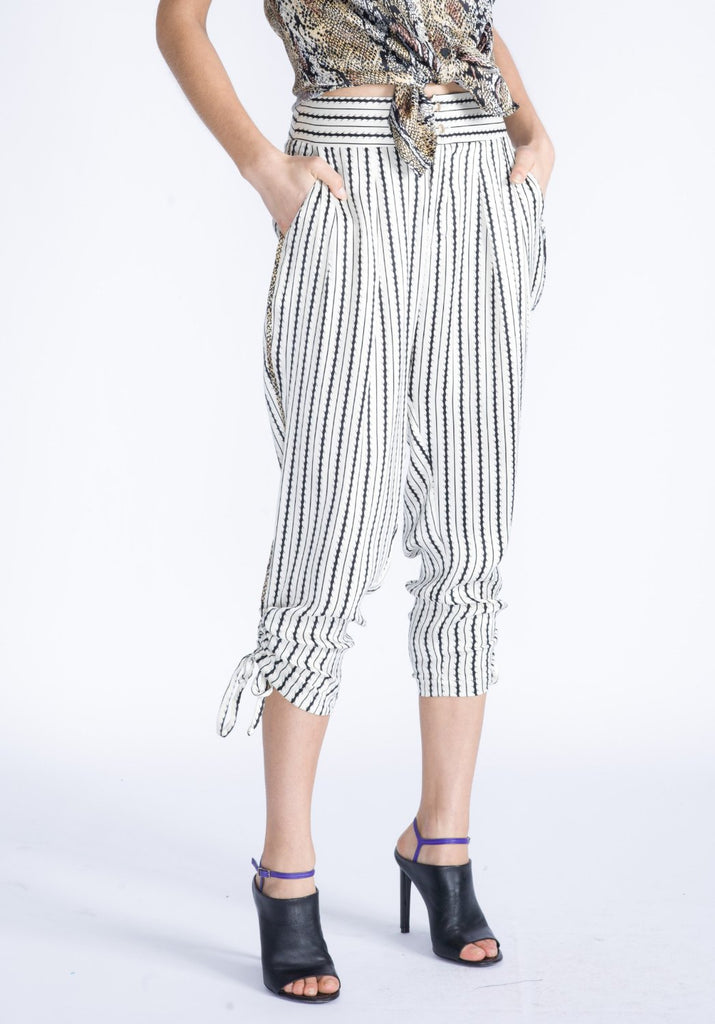 RONAN Relaxed Striped Pant