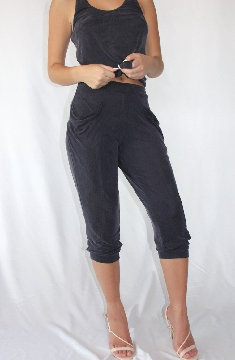 CAPRI Midnight Knit Pant