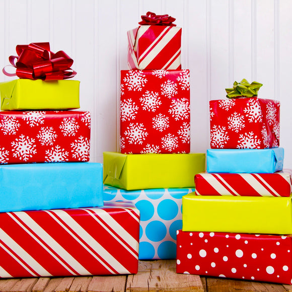 Holiday Gift Wrapping (Single Item)