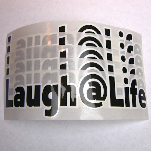 Laugh@Life Stickers