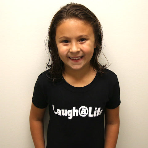 Laugh@Life Shirts (Kids Size)