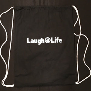 Laugh@Life Drawstring Sportpack