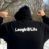 Laugh@Life Hoodies (Adult Size)