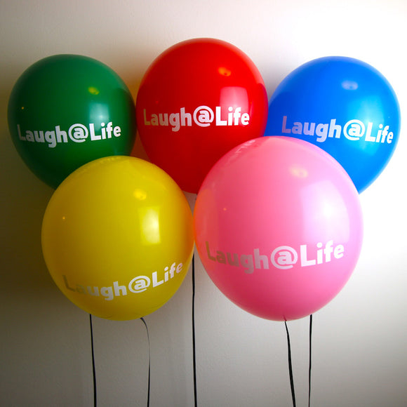 Laugh@Life Party Balloons