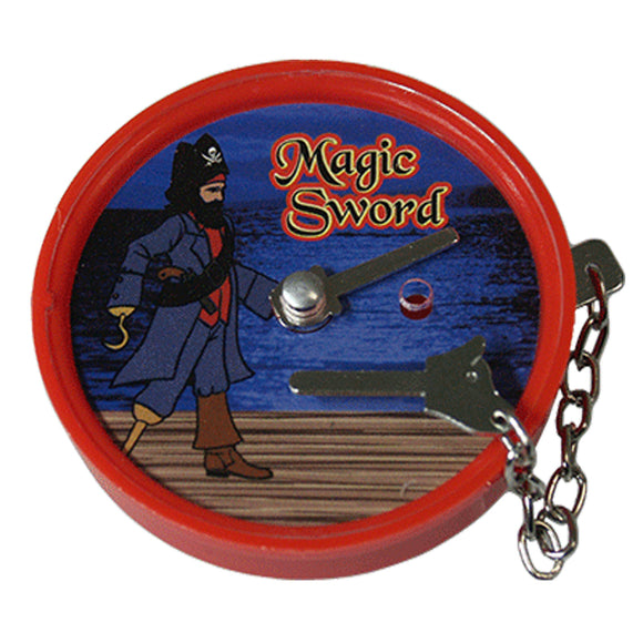 Magic Pirate Sword Trick