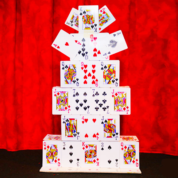 Magic House of Cards