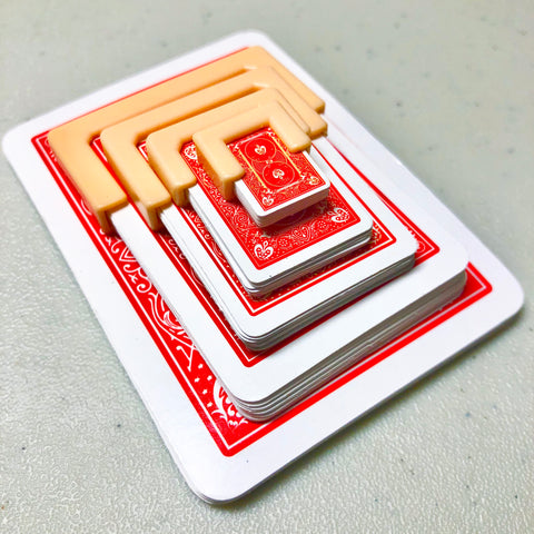 Magic Shrinking Deck of Cards