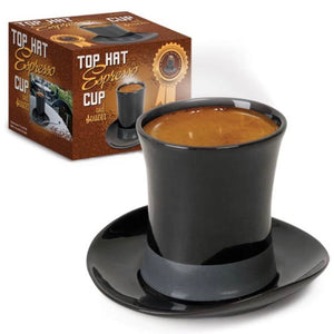 Magic Top Hat Cup and Saucer