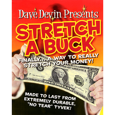 Magic Stretch A Buck Money Trick