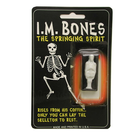 Magic Skeleton Halloween Trick