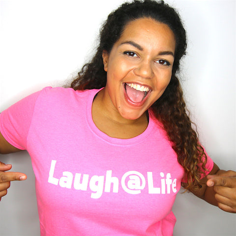 Laugh@Life T-Shirts (Women's)