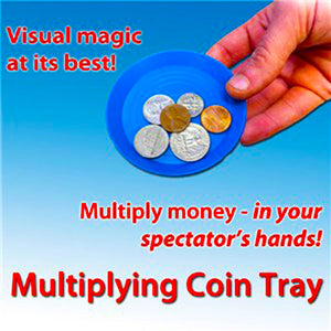 Magic Multiplying Coin Tray
